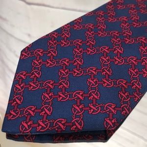 Hermes Tie Silk